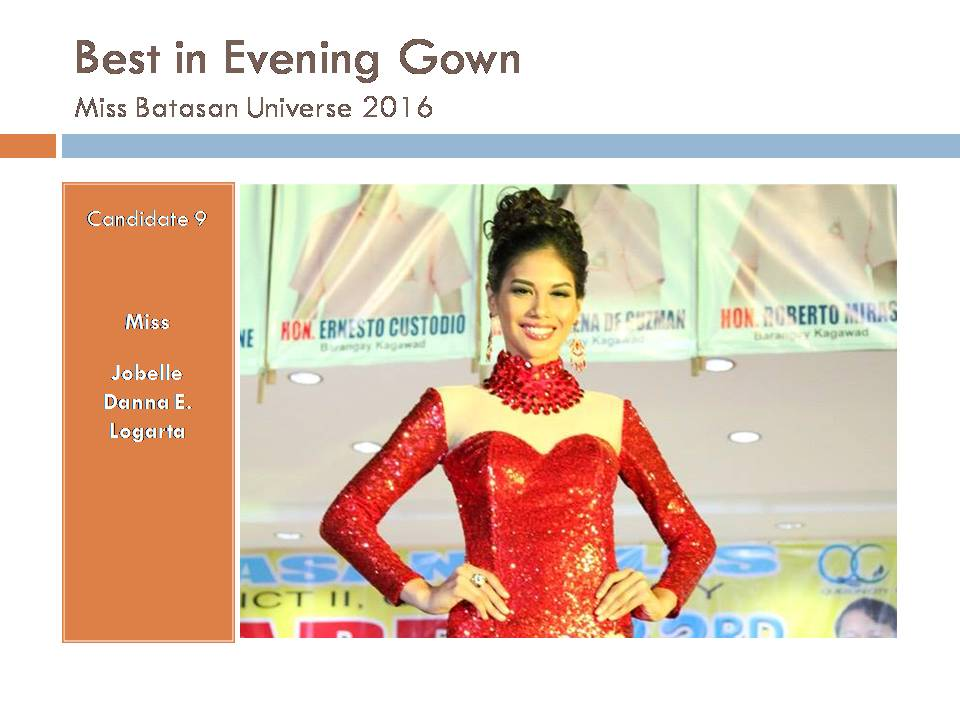 Best in Evening Gown