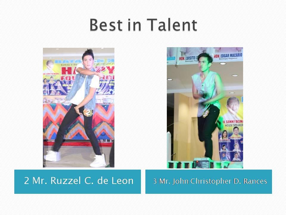 Best in Talent