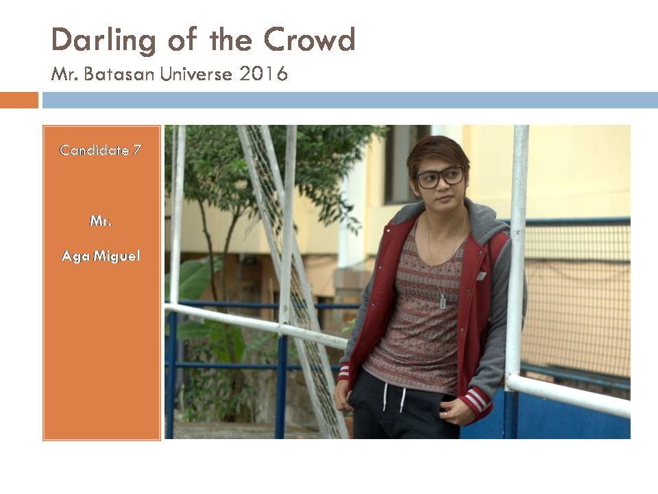 Darling of the Crowd