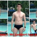Swim Wear during Pictorials (1)