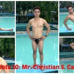 Swim Wear during Pictorials (10)
