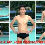 Swim Wear during Pictorials (3)