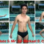 Swim Wear during Pictorials (5)