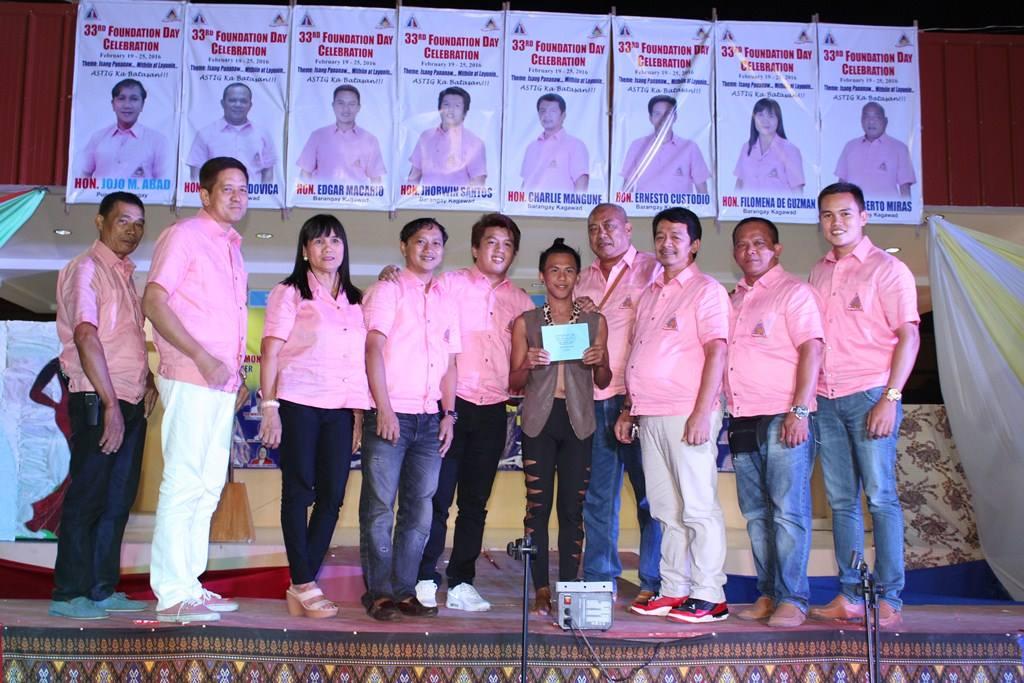 Batasan Hills Got Talent 2016 Champion