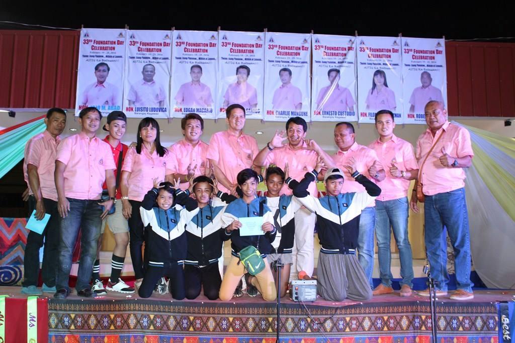 Batasan Hills Got Talent 2016 1st Runner-up