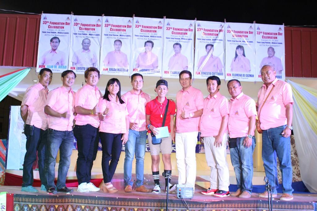 Batasan Hills Got Talent 2016 2nd Runner-up