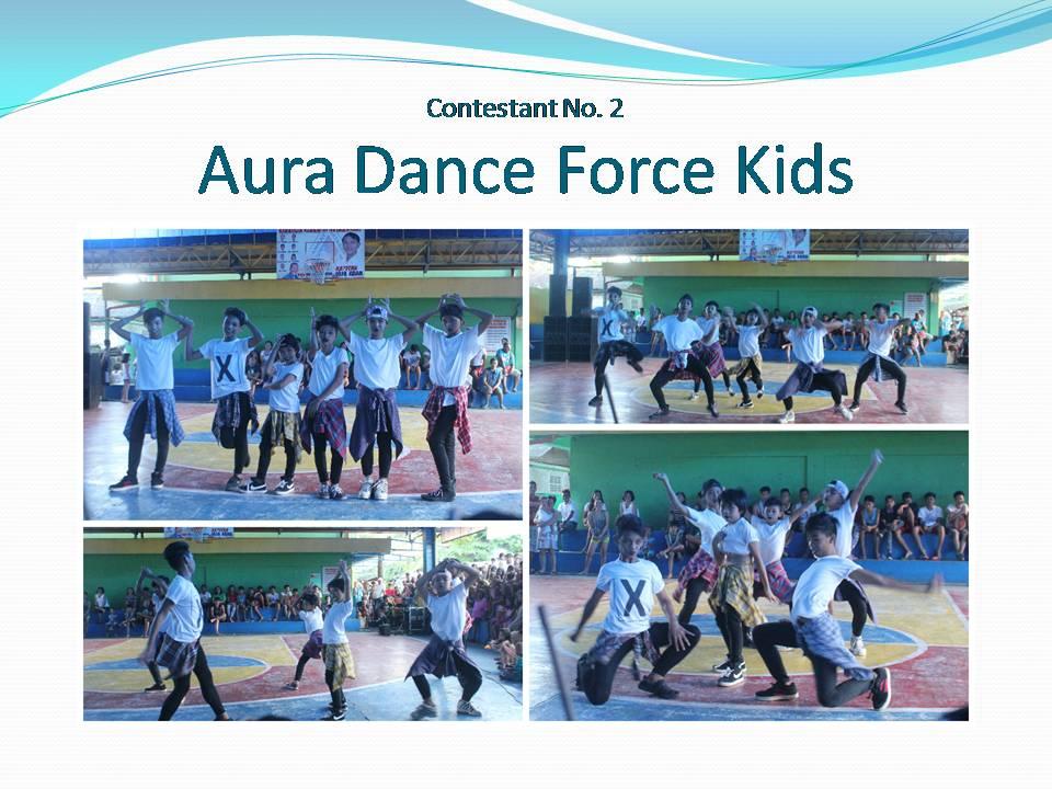 Aura Dance Force Kids