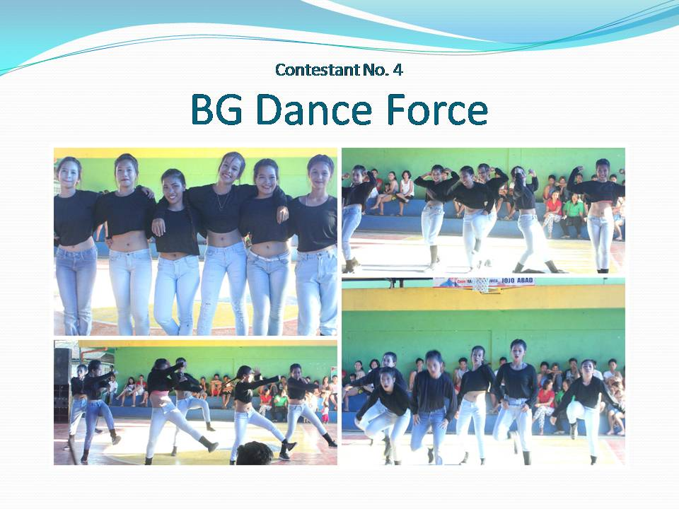 BG Dance Force