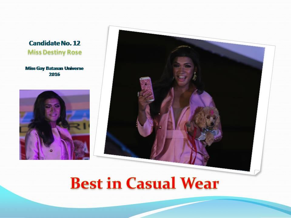 Best in Casual Wear