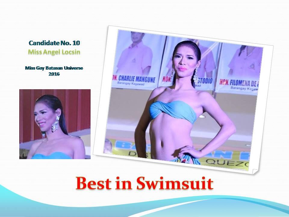 Best in Swimsuit