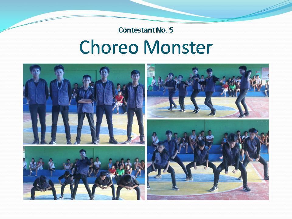 Choreo Monster
