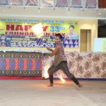 Contestant 8 – Fire Dance Duo (4)
