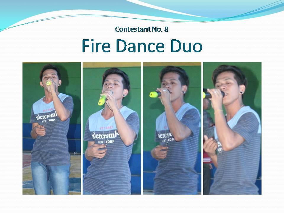 Fire Dance Duo