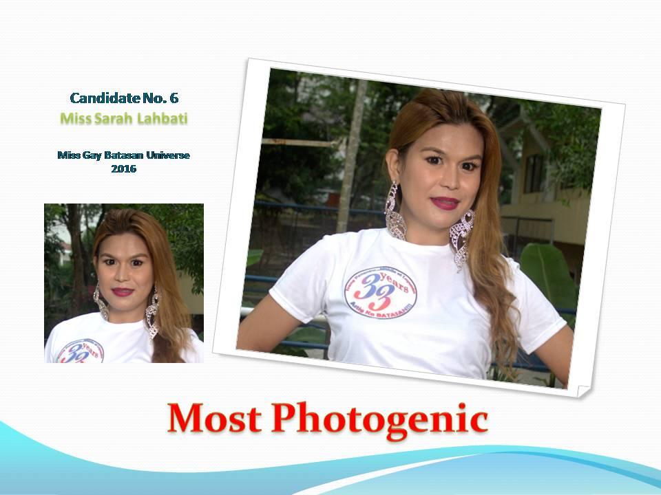 Most Photogenic