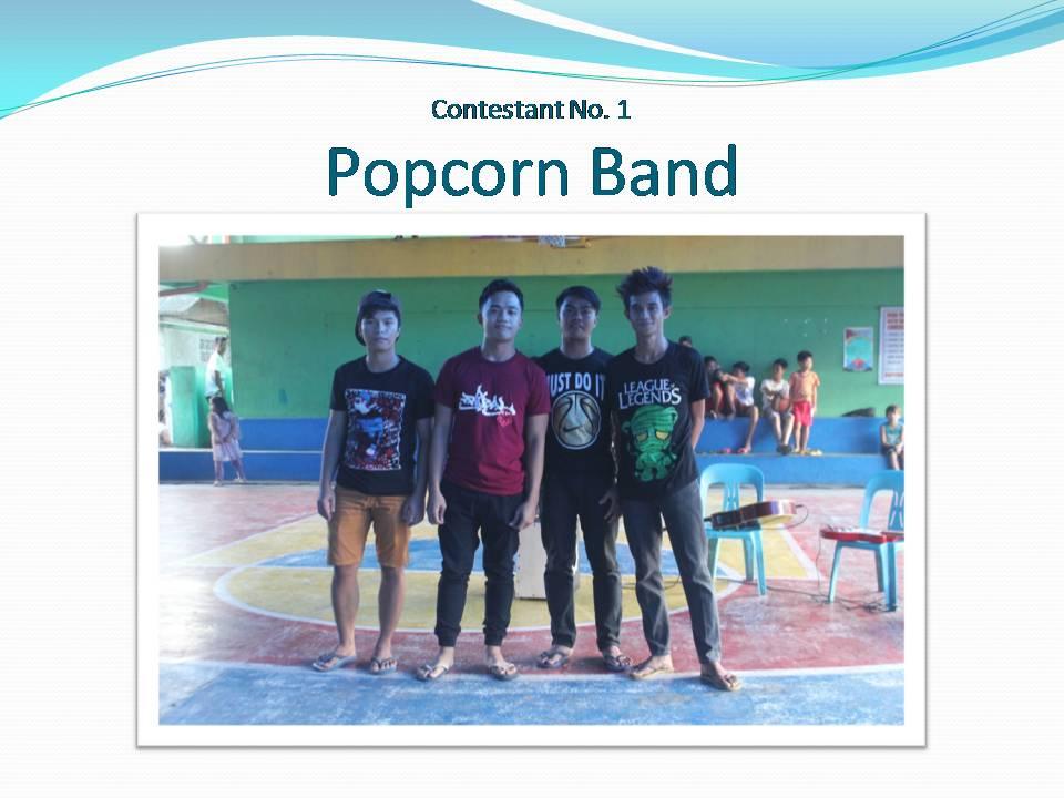 Popcorn Band