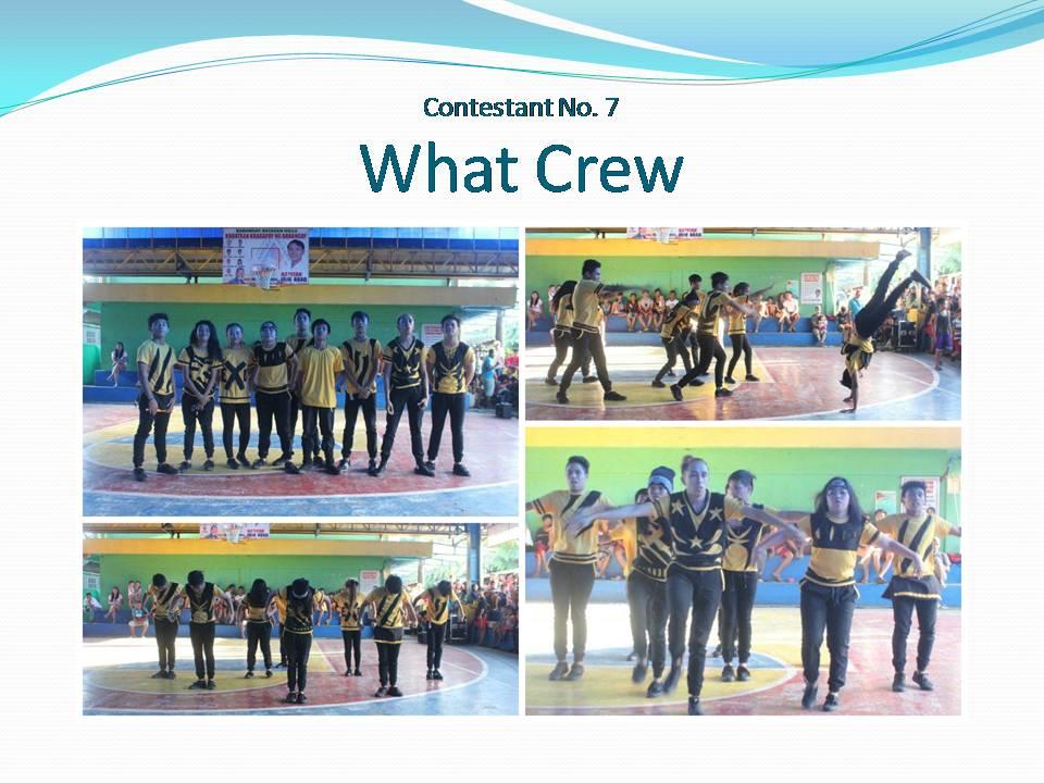 What Crew