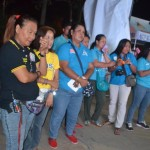 Barangay employees and volunteers (12)