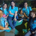 Barangay employees and volunteers (6)