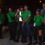 Barangay employees and volunteers (9)