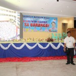 Bgy. Sec. Misolas, The Master of Ceremonies (1)