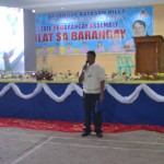 Bgy. Sec. Misolas, The Master of Ceremonies (2)