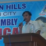 Capt. Abad reports the state of the barangay for the 5th time. (1)