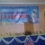 Capt. Abad reports the state of the barangay for the 5th time. (14)