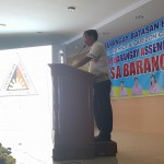 Capt. Abad reports the state of the barangay for the 5th time. (18)