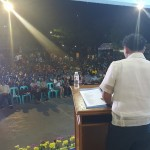 Capt. Abad reports the state of the barangay for the 5th time. (25)