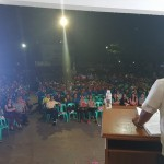 Capt. Abad reports the state of the barangay for the 5th time. (26)