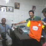 Coun. Medalla provides Shirts for Drivers (4)