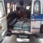 Kgd. Custodio donates cement for the SADPP beautification. (1)