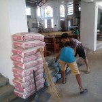 Kgd. Custodio donates cement for the SADPP beautification. (3)
