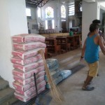 Kgd. Custodio donates cement for the SADPP beautification. (4)
