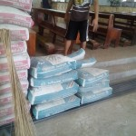 Kgd. Custodio donates cement for the SADPP beautification. (8)