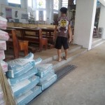 Kgd. Custodio donates cement for the SADPP beautification. (9)