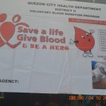 Save a Life, Give Blood and Be a Hero (1)