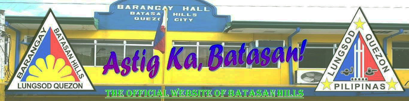 Official Page of Batasan Hills