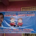 """""""Gamit Mo, Sagot Namin"""" launches in Kalayaan B (1)"""