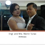 Engr. and Mrs. Tunac