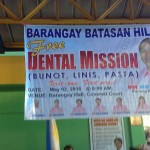 Free Dental Mission caters 332 Patients (1)