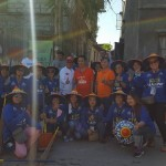 KBH Cares sweeps Congressional Road (2)