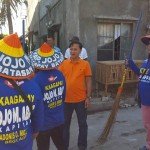 KBH Cares sweeps Congressional Road (4)