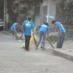 Lupon Joins Forces with BCPC in Cleaning Masbate (2)