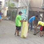 Lupon Joins Forces with BCPC in Cleaning Masbate (3)