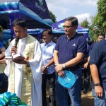 """Maynilad inaugurates """"Water for the Poor"""" Project on CEO's Birthday (11)"""