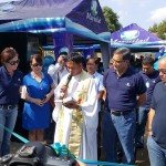"""Maynilad inaugurates """"Water for the Poor"""" Project on CEO's Birthday (13)"""