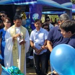 """Maynilad inaugurates """"Water for the Poor"""" Project on CEO's Birthday (16)"""
