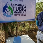 """Maynilad inaugurates """"Water for the Poor"""" Project on CEO's Birthday (2)"""