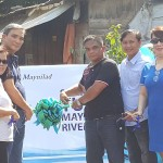 """Maynilad inaugurates """"Water for the Poor"""" Project on CEO's Birthday (20)"""